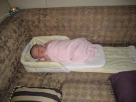 baby co-sleeper