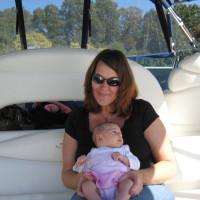bringing baby on boat