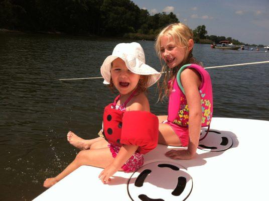 Are Kids Puddle Jumper Life Jackets Safe For Boating Boater Kids