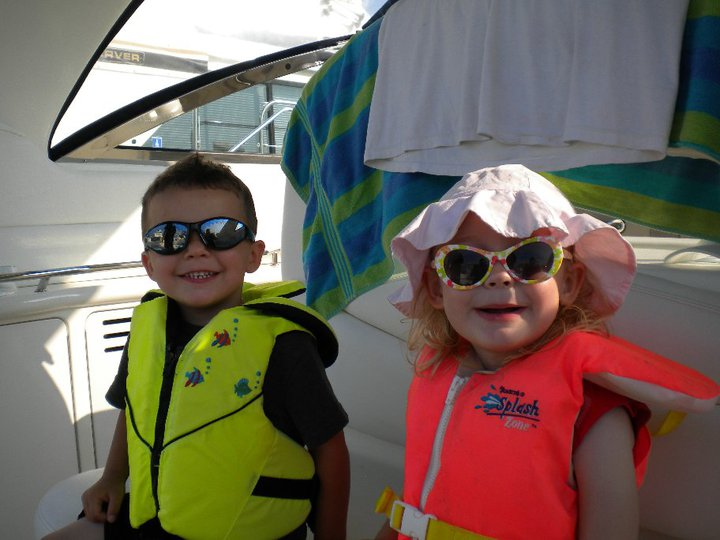 Boater Kids Life Jackets For Kids