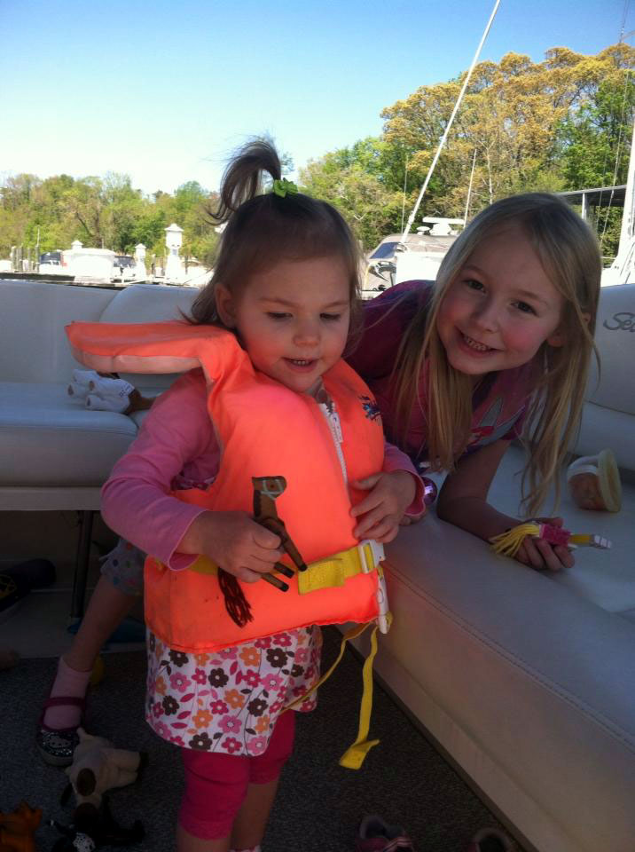 kids boating season