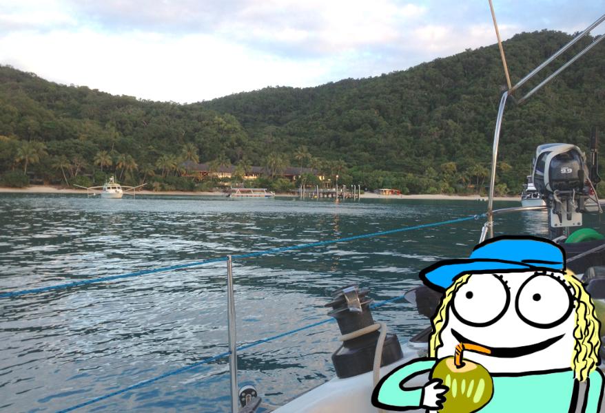 sailing trip darwin