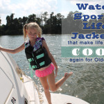 Water Sports Life Jackets that Up the Cool Factor for Kids