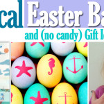 Nautical Easter Basket and No Candy Gift Ideas for Kids