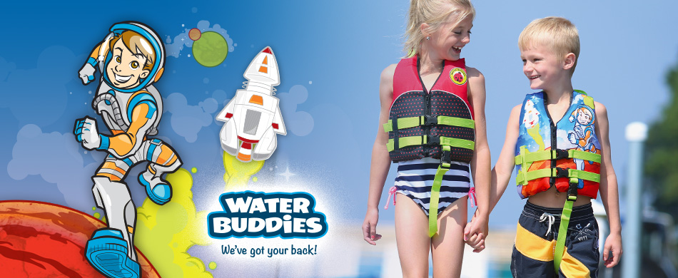 water buddies life jacket designs for kids
