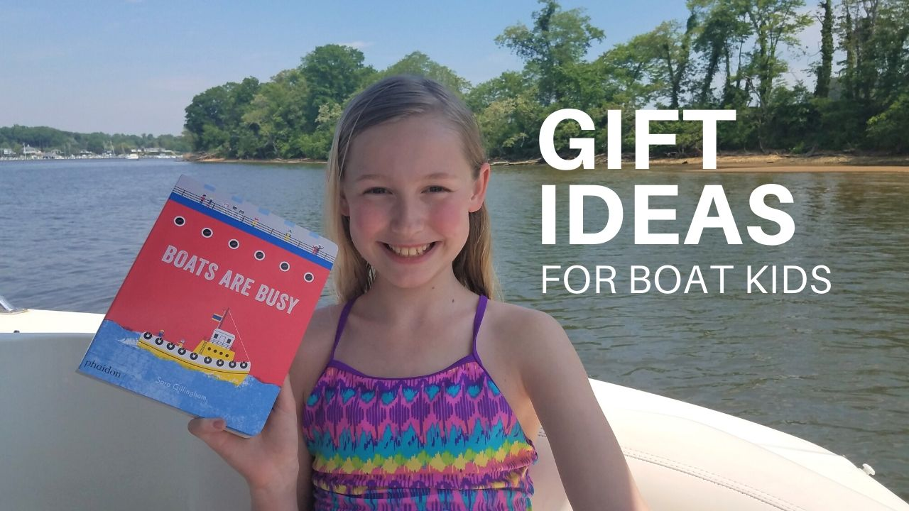 BOAT KIDS GIFTS