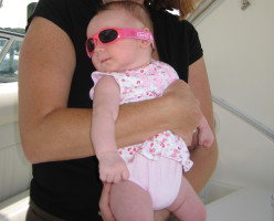 baby-sunglasses boat