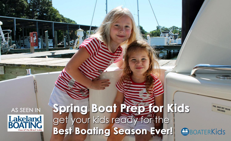 boat prep kids