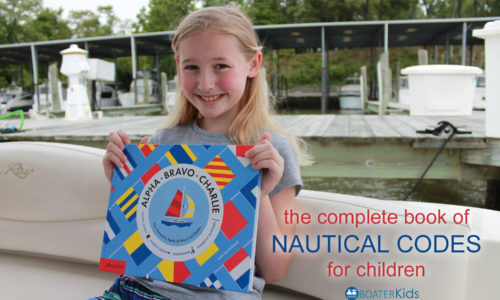 Alpha, Bravo, Charlie: Review of Nautical Codes Book for Children