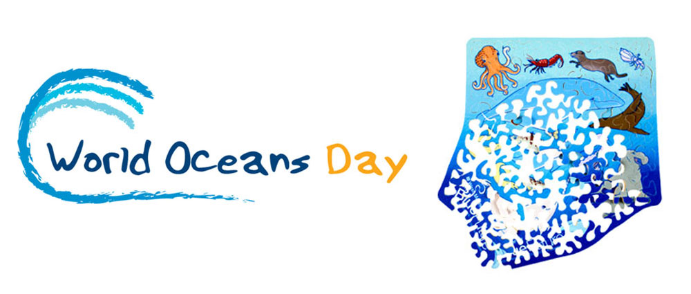 world oceans day art contest