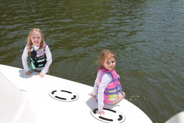 boat life jackets kids